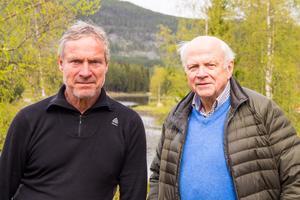 Jan-Olof Östberg och Helge Jonsson.