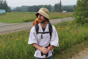 Michael Clark har vandrat på olika platser genom åren och gillar att se nya platser, länder och upptäcka nya kulturer.