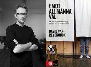 """David van Reybroucks ger exempel från antikens Aten och renässansens stadsstater i """"Emot allmänna val""""."""