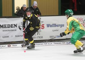 Kalle Lampinen och AIK var väl så starkt som Vodnik i lördagens cupfinal i Ljusdal – men ryssarna var snäppet mer effektiva i sina lägen.