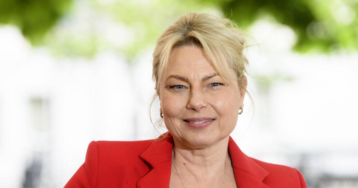 """Helena Bergström: """"Det fanns inget kön"""""""