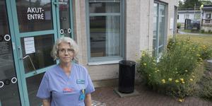 Chefläkaren Susanne Bergenbrant Glas säger att allra viktigast är att få i sig vätska när man blivit sjuk.