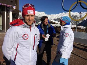 Ola Rawald finns med i det norska skidskyttelandslaget. Enligt skidskyttelegendaren Ole-Einar Björndalen betyder svensken mycket för laget.