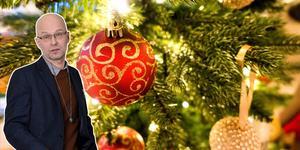 Krönikör Björn Brånfelt går in på vilka jultraditioner som sticker ut, världen över. Foto: TT/arkiv/montage