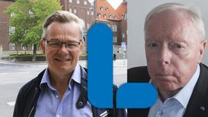 Pär Löfstrand & Lennart Ledin. Bilden är ett montage.
