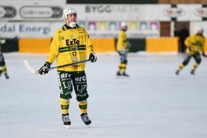 Jonas Pettersson bekräftar att han lämnar Ljusdal för spel i elitserien.