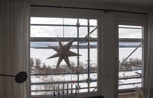 Från många av lägenheterna är det fin havsutsikt.
