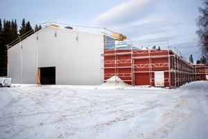 Namnet på den nya sporthallen blir Svenstahallen. Det har eleverna på Svenstaviks skola bestämt.