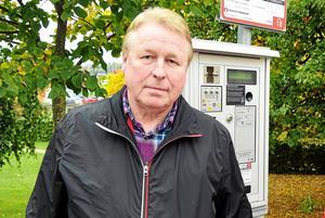 Kjell Yngvér är kommunens enhetschef för trafik och planering.