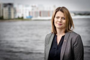 Johanna Haraldsson (S), riksdagsledamot från Jönköpings läns valkrets.
