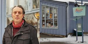 Dag Klingborg, butikschef på Robyggebutiken i Ytterjärna, har beslutat att ha stängt under Black Friday.