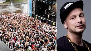 Petter är det stora dragplåstret på Cityfestivalen 2018. Bild: Arkivbild/Pressbild