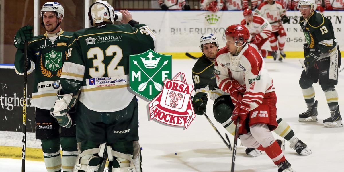 """Vändningen – Hockeyettan-kvalet pausas redan i kväll: """"Vet inte vad som har försiggått"""""""