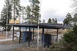 Om en månad arrangeras Gamrocken för andra året i parken och till hösten Grängesbergs marknad. Kanske blir det ytterligare något eller några arrangemang i sommar som är öppna för allmänheten.