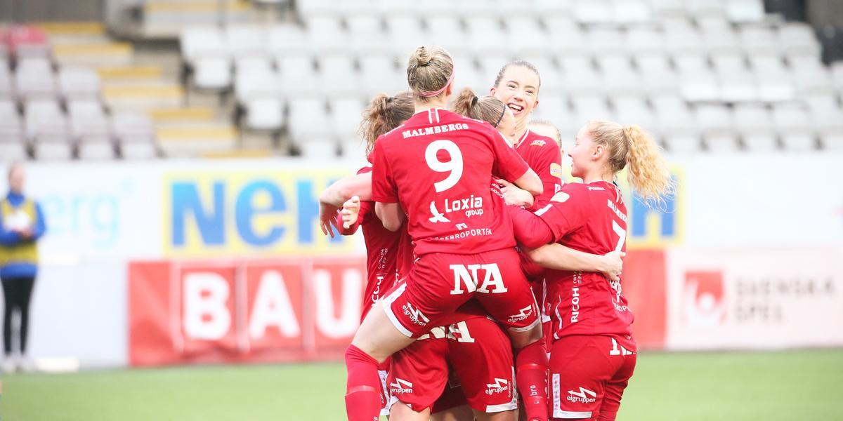 Kif Örebro utslaget ur svenska cupen – trots stark avslutning mot Eskilstuna