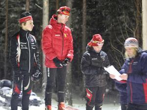 William Grip blev distriktsmästare i H14-15.Foto: Eleonor Mattsson