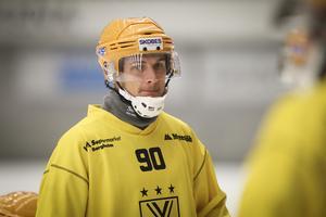 Adam Rudell ansluter till Frillesås.