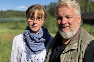 Stig Dahlström och Susanne Strobi menar att Ore har stor utvecklingspotential.