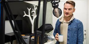 Pontus Silfwer berättar om en snårig karriär i GIF-podden.