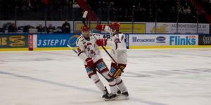 Adam Tambellini och Patrik Karlkvist.
