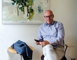 Lars Lundgren, avgående hälso- och sjukvårdsdirektör, Region Örebro län.