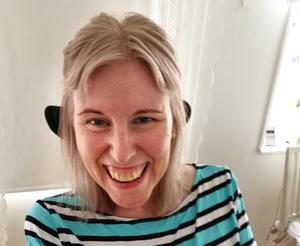 Sara Grundtman och hennes vänner vill öka kunskapen om ALS.Foto: Privat.