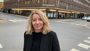 Kerstin Carlsson, kanalchef. Foto: P4 Gävleborg