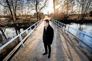 Leif Rehnberg, har lämnat jobbet som verksamhetschef vatten- och avlopp inom Örebro kommun.Arkivfoto: Jonas Classon