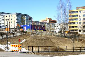 I Timrå bygger Amasten en ny fastighet med 48 hyresrätter.