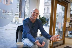 Mottot Fredrik Olsson lever efter är
