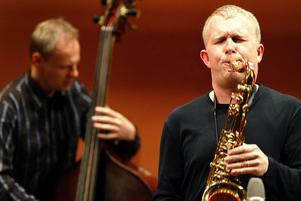 Jazzkonsert med Fredrik Ljungkvist på Gävle Konserthus 2004.