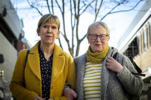 Lilian Sjölund och Malena Hilding har gett sig i kast med ett nytt projekt, en podcast.