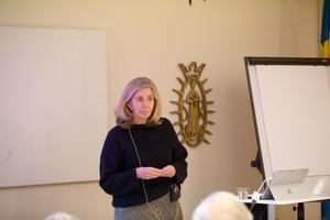 Johanna Ragnartz menar att det görs många bra saker mot nedskräpning men att man kan göra mer.