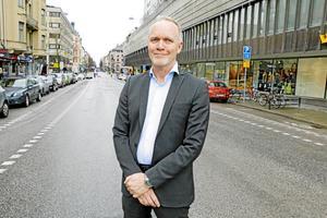 Christer Wilén är vd för Örebrokompaniet som arrangerar Race day i Örebro.Arkivfoto