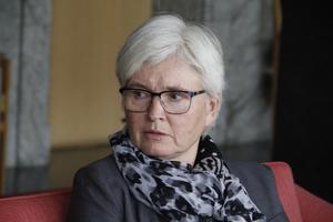 Gunilla Westberg, direktör på individ- och familjeförvaltningen.