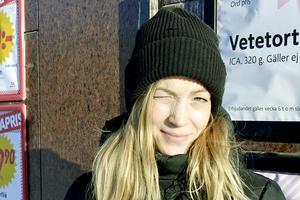 Jenny Lundberg, 32 år, personlig assistent, Sundsvall: