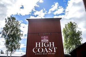 Originslördag på High Coast Distillery med bland annat rundtur och whiskyprovning