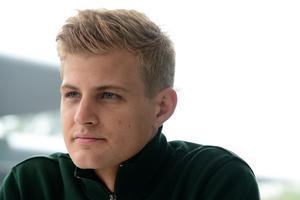 Marcus vägde 69 kilo när han kom in i F1-cikusen hos Caterham 2014 – och tvingades banta direkt.