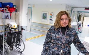 Carola Lindblom är verksamhetschef vid Avesta lasarett.