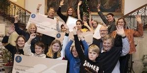 Foto: Per Groth   Vinnare av  miljö- och hållbarhetspriset Guldäpplet  2019.