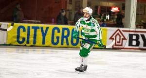 Framspelning till 3–2 var läcker. Tobias Holmbergs lyftning till Ted Bergström satt perfekt och friställde den sistnämnde.