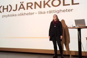 Både Anette Bergdahl och Angelica Larsson är ambassadörer i Örebrosektionen av Hjärnkoll. Hjärnkoll är en riksorganisation som på olika sätt arbetar för att förbättra attityderna till psykisk ohälsa.