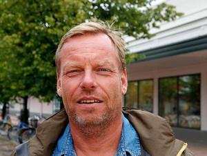 Per Larsson fick bara tre försäsongsmånader som huvudtränare i Kramfors-Alliansen/Frånö. Bild: Erik Åmell