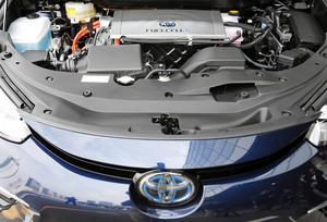 Den japanska biltillverkaren Toyota ligger långt framme vad det gäller bränslecellsbilar, konstaterar Kjell Söderlund.