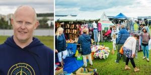 Nicklas Norberg är nöjd med det samarbete som blivit överenskommet med Sundsvalls kommun.