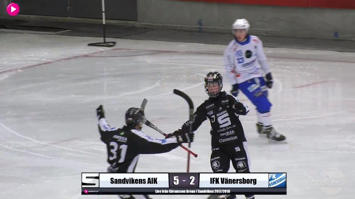 Nilsson muhren bakom ny saik seger 2