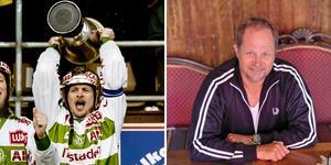 En VSK legend, då och nu. Fotograf: Björn Tilly/bildbyrån & Filip Lindfors