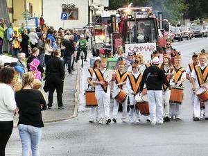 Det populära Joeltåget är i vanlig ordning höjdpunkten under Joelmässan – årets stora folkfest i Hammerdal. Men i år blir det en kortare sträcka för tåget på grund av nya bestämmelser från myndigheter.
