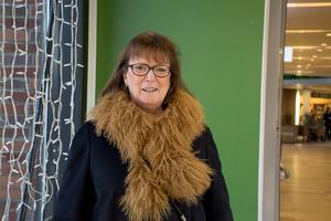 Kerstin Wiberg, 64, pensionär, Sundsvall: