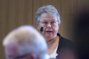 Erika Engberg (S), socialnämnden i Bollnäs ordförande.